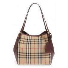 BURBERRY SMALL CANTER SHOULDER BAG