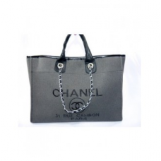 BOLSA CHANEL CANVAS BAG