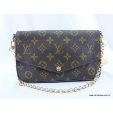 BOLSA LOUIS VUITTON CLUTH MONOGRAM