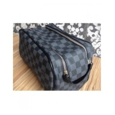 NECESSAIRE LOUIS VUITTON TOILETRY POUCH DAMIER COBALT