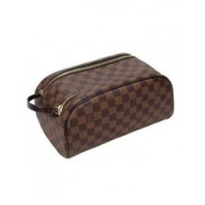NECESSAIRE LOUIS VUITTON TOILETRY POUCH DAMIER EBENE