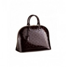 BOLSA LOUIS VUITTON ALMA VERNIS MM