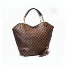 BOLSA LOUIS VUITTON WHISPER DAMIER EBENE