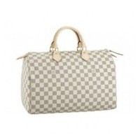 BOLSA LOUIS VUITTON SPEEDY 35 DAMIER AZUR