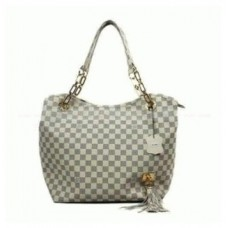 BOLSA LOUIS VUITTON WHISPER DAMIER AZUR